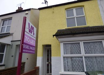 Thumbnail 3 bedroom semi-detached house to rent in Letchworth Road, Luton