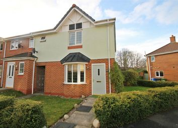 Thumbnail 3 bed semi-detached house for sale in Berkeley Close, Warrington