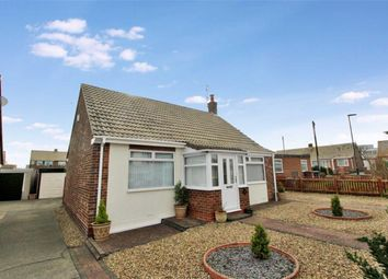 Thumbnail 2 bed detached bungalow for sale in Harbottle Avenue, Shiremoor, Newcastle Upon Tyne
