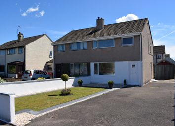 Thumbnail 3 bed semi-detached house for sale in Auchenkeld Avenue, Heathhall, Dumfries