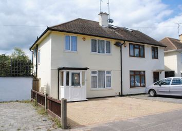 Thumbnail 3 bedroom semi-detached house to rent in Hurst Way, Leigh-On-Sea