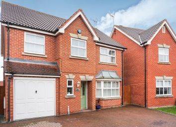 Thumbnail 5 bed detached house for sale in Heronbank, Coventry