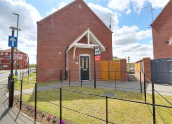 Thumbnail 1 bed flat for sale in School Lane, Kingswood, Hull, East Yorkshire