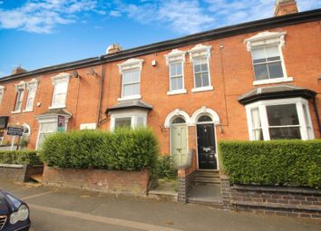 Thumbnail 4 bed terraced house to rent in Station Road, Harborne, Birmingham