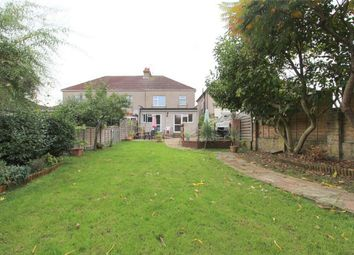 Thumbnail 4 bed semi-detached house for sale in Stanwell Road, Ashford, Middlesex