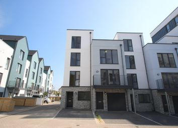 Thumbnail 4 bed town house to rent in Fin Street, Millbay, Plymouth
