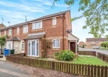 Thumbnail 1 bedroom end terrace house for sale in Beauvoir Drive, Kemsley, Sittingbourne