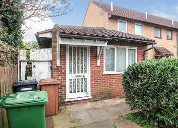 Thumbnail 1 bed terraced bungalow for sale in Rasen Court, Peterborough