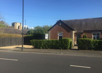 Thumbnail 3 bed semi-detached bungalow for sale in Gosforth Park Villas, North Gosforth, Newcastle Upon Tyne