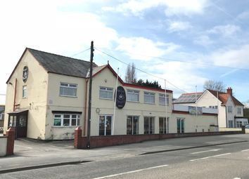 Thumbnail Restaurant/cafe for sale in Chester Road East, Shotton