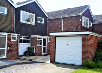 Thumbnail 3 bed terraced house for sale in Concorde Drive, Westbury On Trym