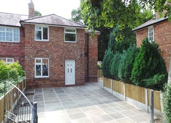 Thumbnail 3 bed end terrace house to rent in Heathfield Square, Knutsford