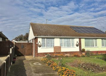 Thumbnail 2 bed semi-detached bungalow for sale in Crossways, Jaywick, Clacton-On-Sea