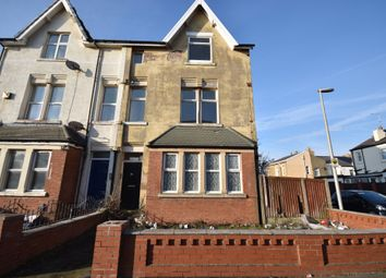 Thumbnail 3 bed end terrace house for sale in Warley Road, Blackpool, Lancashire