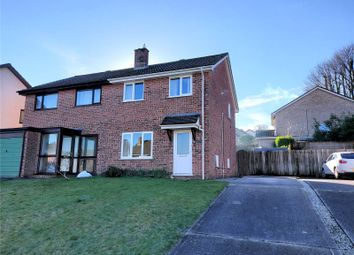 Thumbnail 3 bed semi-detached house for sale in Manor View, Par, Cornwall