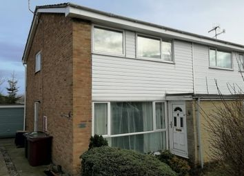 Thumbnail 3 bed semi-detached house to rent in Ivanbrook Close, Dronfield Woodhouse, Dronfield