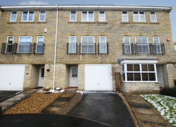 Thumbnail 4 bed town house for sale in Windermere Rise, Brighouse, West Yorkshire