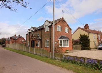 Thumbnail 4 bed detached house for sale in Main Road, Ormesby, Great Yarmouth