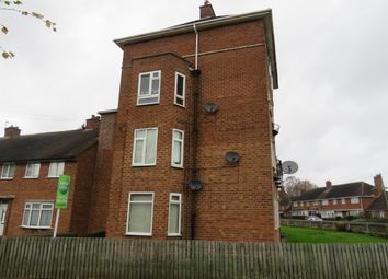 Thumbnail 2 bed flat for sale in Packington Avenue, Shard End, Birmingham