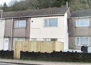 Thumbnail 2 bedroom terraced house for sale in Neath Road, Briton Ferry, Neath, Neath Port Talbot.