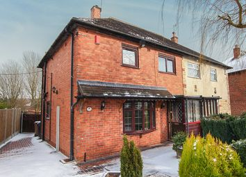 Thumbnail 3 bed semi-detached house to rent in Winchester Avenue, Bentilee, Stoke-On-Trent