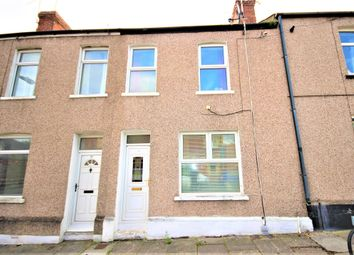 Thumbnail 2 bedroom terraced house for sale in Minny Street, Cathays, Cardiff