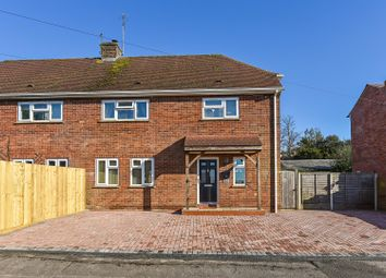 Eastfield Road, Andover SP10. 3 bed semi-detached house for sale
