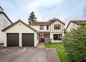 Thumbnail 4 bed detached house for sale in The Orchards, Woolaston, Lydney