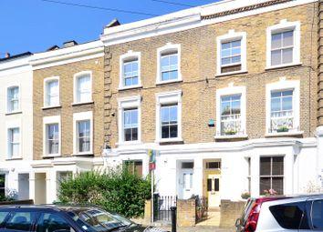 Thumbnail 1 bed flat to rent in Leverton Street, Kentish Town