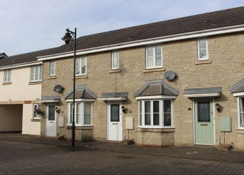 Thumbnail 2 bed terraced house to rent in Newbury Avenue, Calne
