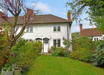 Thumbnail 2 bed cottage for sale in Water Street, Hampstead Norreys, Thatcham