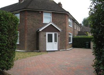 Thumbnail 3 bed semi-detached house to rent in The Highway, Brighton
