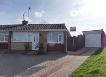 Thumbnail 2 bed semi-detached bungalow for sale in Ha'penny Dell, Purbrook, Waterlooville
