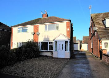 Thumbnail 3 bed semi-detached house for sale in Bannister Hall Drive, Higher Walton, Preston