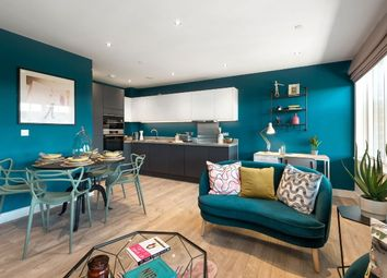 Thumbnail 2 bedroom flat for sale in Wyke Road, London
