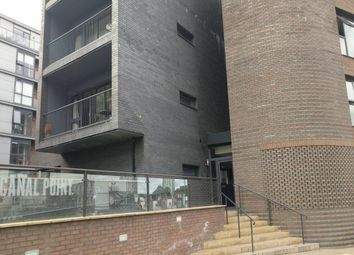 Thumbnail 2 bed flat to rent in Canal Point, New Islington