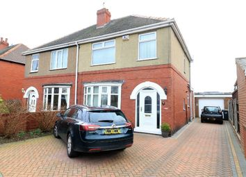 Thumbnail 3 bedroom semi-detached house for sale in Cemetery Road, Mexborough, South Yorkshire