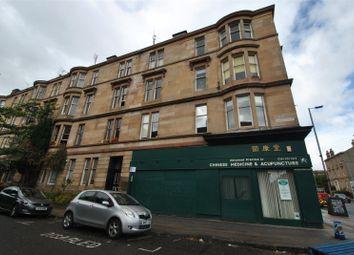 Thumbnail 3 bed flat for sale in Barrington Drive, Glasgow, Lanarkshire