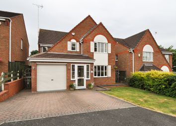 Thumbnail 4 bed detached house for sale in Offwell Close, Ipsley, Redditch