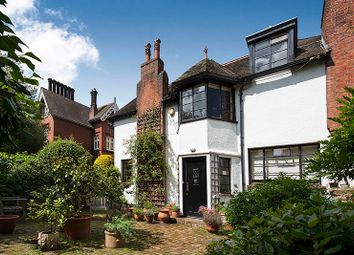 Thumbnail 3 bed semi-detached house for sale in Netherhall Gardens, Hampstead