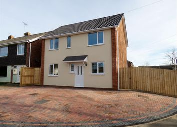 Thumbnail 4 bed detached house for sale in Hungerford Road, Calne
