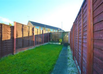 Thumbnail 2 bed terraced house for sale in Stanhope Road, Swanscombe