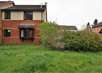 Thumbnail 1 bed end terrace house for sale in Parklands, Banbury
