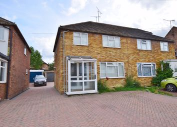 Thumbnail 3 bed semi-detached house to rent in Harvey Road, Willesborough, Ashford
