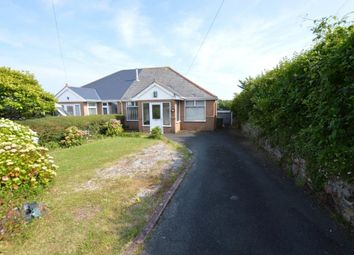 Thumbnail 2 bed semi-detached bungalow for sale in Homer Rise, Plymouth, Devon
