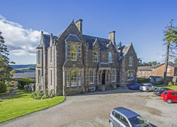 Thumbnail 2 bed flat for sale in Strathearn Terrace, Crieff