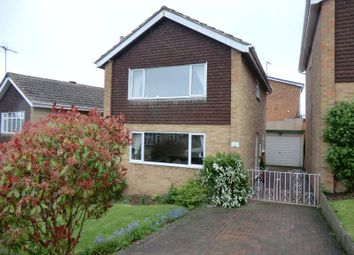 Thumbnail 3 bedroom detached house for sale in Field Close, Horninglow, Burton-On-Trent