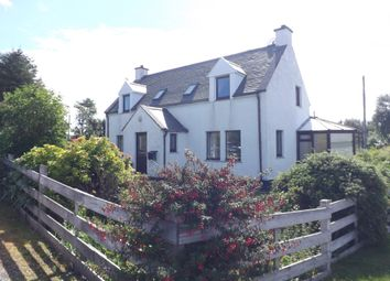 Thumbnail 3 bed detached house for sale in Portree Road, Dunvegan Isle Of Skye