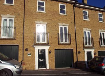 Thumbnail 3 bed town house to rent in Engineers Square, Colchester