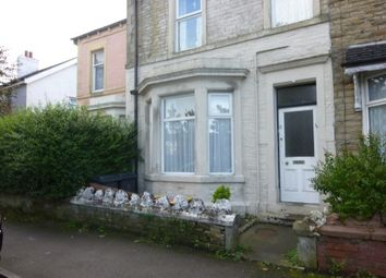 Thumbnail 1 bed flat to rent in South Road, Morecambe